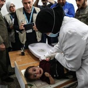 """Siria, Unhcr: """"Sono oltre 130mila le persone portate via da Ghouta nelle ultime 4 settimane"""""""