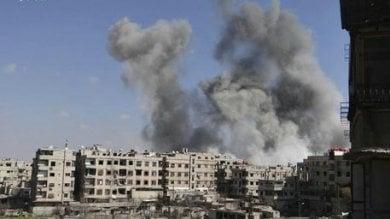 """Siria, Unhcr: """"Sono oltre 130mila le persone portate via da Ghouta nell'ultimo mese"""""""