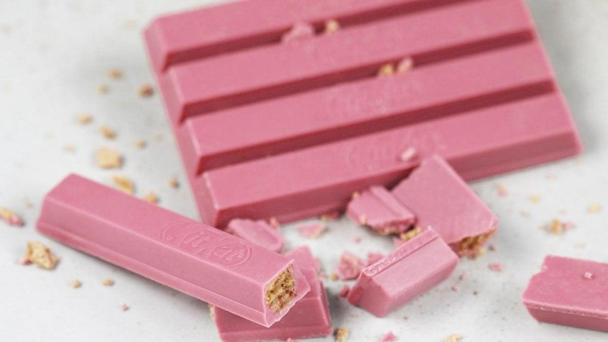 Il cioccolato rosa non sarà più solo ingrediente da pastry