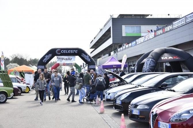 AutoShow, che festa all'autodromo di Modena