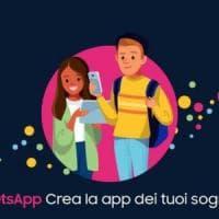 Letsapp 2018. Samsung e il Miur portano coding e sicurezza nelle scuole