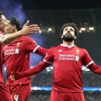 Manchester City-Liverpool 1-2, Salah e l'arbitro Lahoz spengono i sogni di Guardiola