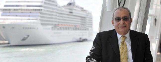 """Giuseppe Bono (Fincantieri): """"All'industria non servono cavalieri bianchi. Giovani, fate la rivoluzione ma prima dovete studiare"""""""