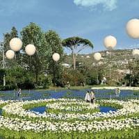 Genova. Rivoluzione Euroflora: per la prima volta nell'habitat dei Parchi di Nervi
