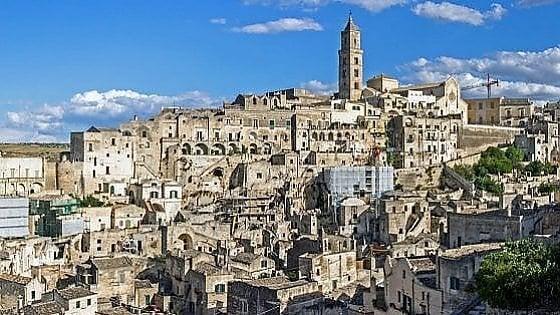 Città d'arte, tutti pazzi per Matera: +176% di turisti dal 2010