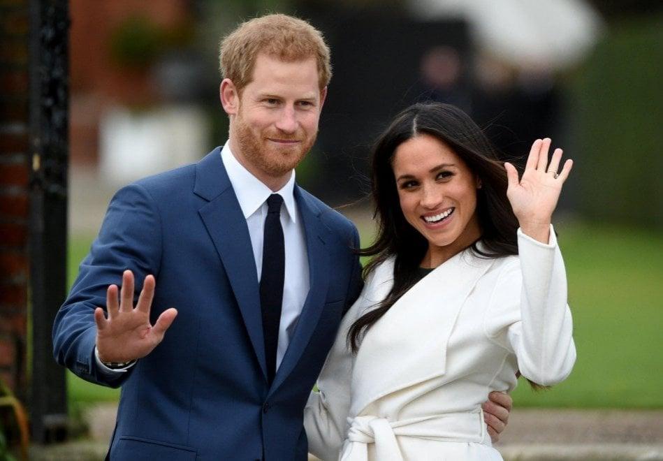 Matrimonio Harry E Meghan : Matrimonio reale di harry e meghan tra gli invitati la piccola