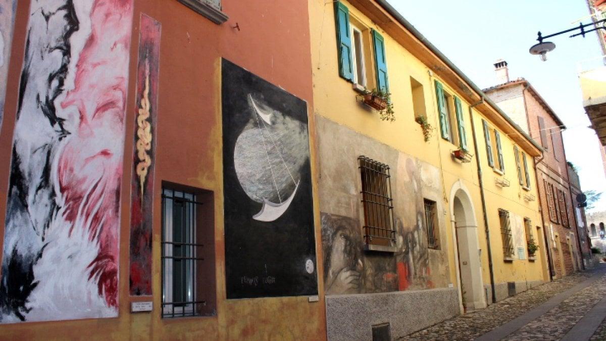 Borghi Dipinti La Piccola Italia Dei Murales Ufficiali Tutta Da Scoprire La Repubblica