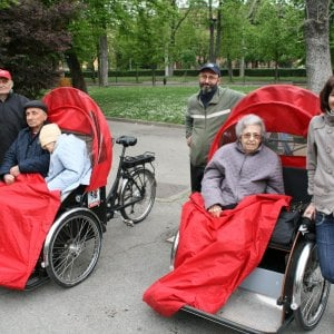 """""""In bici senza età"""", il progetto che riporta in sella gli anziani"""