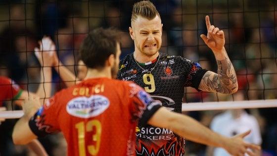Volley, Champions League: missione compiuta, Perugia alla Final Four