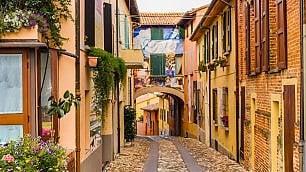 L'Italia dei borghi dipinti -   foto
