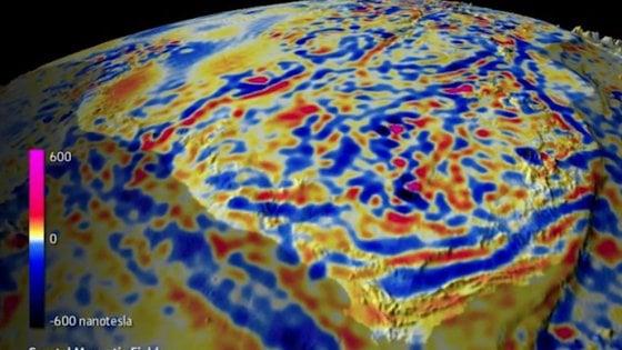 """Un campo magnetico dal """"respiro"""" degli oceani, ci aiuterà a capire il global warming"""