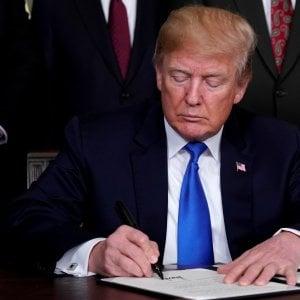 Trump prende tempo sulla Siria, Borse positive