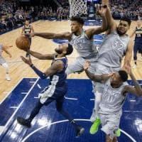 Basket, Nba: Philadelphia al terzo posto, ai playoff è sfida a Miami