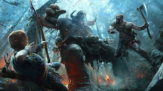 God of War emigra in Scandinavia. E diventa adulto