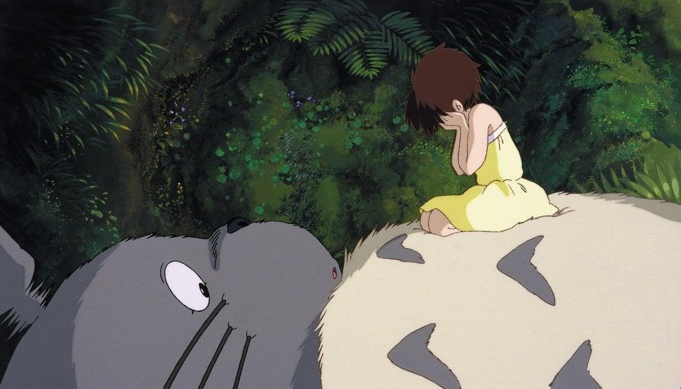 'Totoro', compie trent'anni il film di Hayao Miyazaki