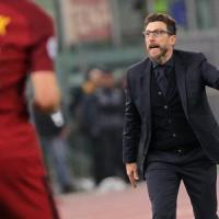 Roma, dal derby alla Champions: i 40 giorni di fuoco di Di Francesco
