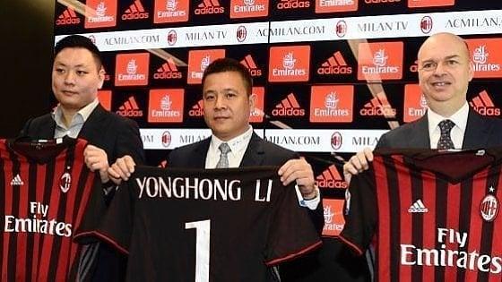 Lettera di Yonghong Li - Un anno da Presidente: