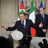 Consultazioni, l'asse Lega-M5s si impantana su Berlusconi.  Di Maio chiede passo di lato del leader Fi. Salvini: