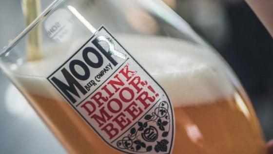 Il birrificio Moor, e quel tocco (di luppolo) così californiano