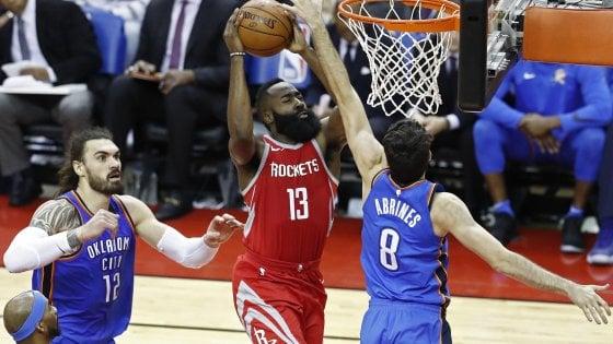Basket Nba, playoff al via: Houston vuole insidiare le solite big, Belinelli sogna in grande