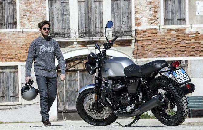 """Moto Guzzi, arrivano gli """"Eagle Days 2018"""""""