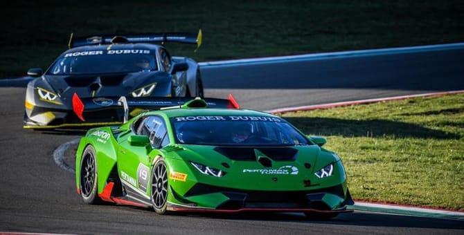 Lamborghini Super Trofeo, si parte
