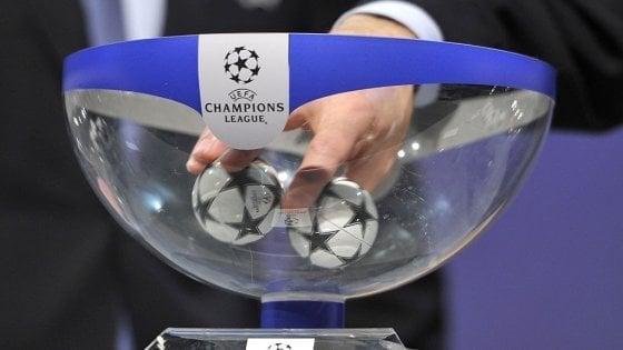 Sorteggio Champions, sarà Roma-Liverpool in semifinale. Bayern-Real l'altra sfida