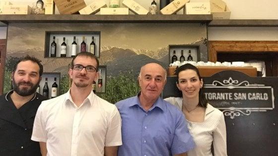 A Chiuro sei generazioni con il gusto della Valtellina