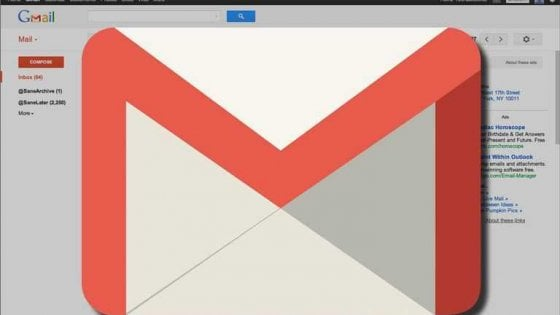 Google ridisegna Gmail per il web