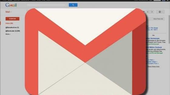 Google ridisegna Gmail per il web