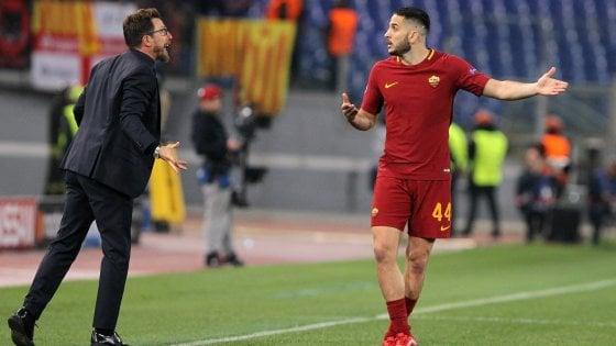 """La Roma mette nel mirino il derby. De Rossi: """"È come la Champions"""""""