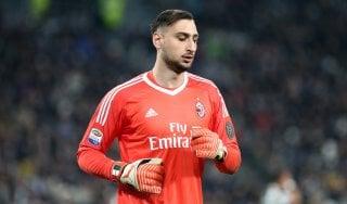 Milan, Donnarumma fa 100 in A: mai nessuno giovane come lui