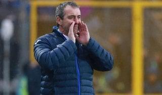 Sampdoria, Giampaolo: ''Con la Juve sfida proibitiva, ma siamo in ballo e balliamo''