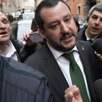 Governo: l'appello di Salvini a M5s e FI