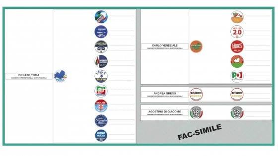 Elezioni in Molise, come e quando si vota