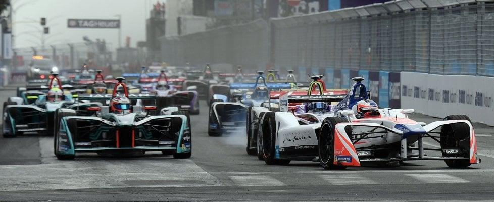 Formula E, Sam Bird su DS Virgin domina il Gp di Roma