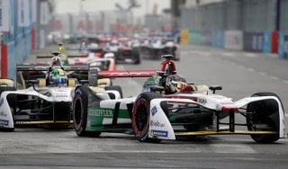 Formula E, Sam Bird su DS Virgin domina il Gp di Roma