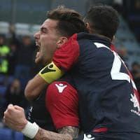 Cagliari-Udinese 2-1: Ceppitelli gela Oddo, nona sconfitta di fila per i friulani