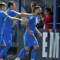 Serie B: Empoli più vicino alla A, frenano Frosinone, Palermo e Bari
