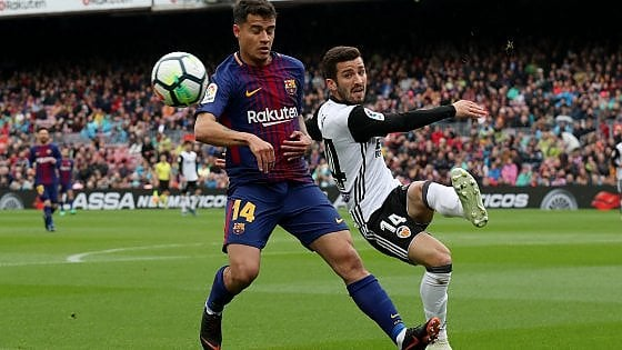 Liga, Barcellona vince dopo delusione in Champions: due assist di Coutinho