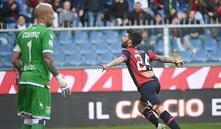 Genoa-Crotone 1-0: Bessa punisce i calabresi