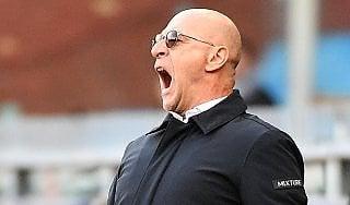 """Genoa, Ballardini: """"Ho giocatori generosi, questo è il mio Grifone"""""""
