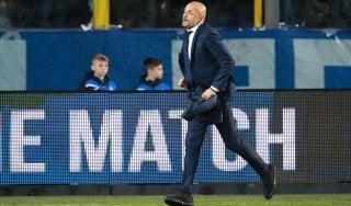 """Inter, Spalletti: """"Il gol non è un problema, è mancata solo un po' di qualità nei duelli"""""""
