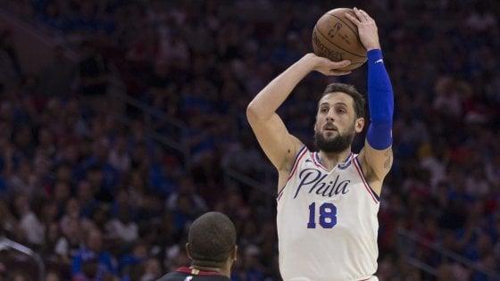 Basket, play off Nba: esordio da favola per Belinelli. Colpo New Orleans, facile Golden State