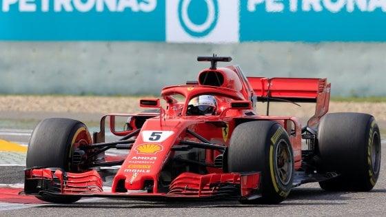 """F1, Gp Cina&#x3b; Vettel: ''Verstappen? Cose che succedono"""". Ricciardo: ''Vittoria inattesa''"""