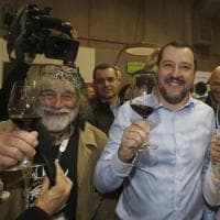 """Salvini: """"Di Maio si sforzi a fare qualcosa di più. Io sono pronto e non dico no a..."""