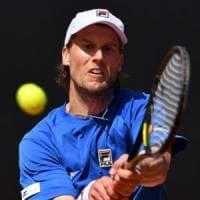 Tennis, Masters Montecarlo: quattro gli azzurri al via, Seppi e Cecchinato in tabellone