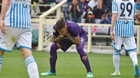 Fiorentina-Spal 0-0: un pareggio per l'Europa e la salvezza