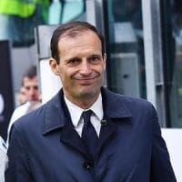 Juventus, Allegri scherza: