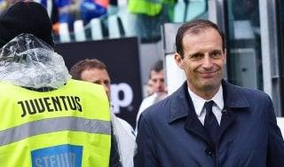 "Juventus, Allegri scherza: ""Douglas Costa decisivo, ringraziamo Pjanic"""